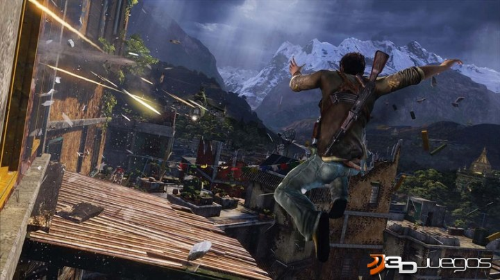 Uncharted 2 Among Thieves - An�lisis