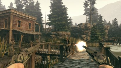 Call of Juarez Bound in Blood (PlayStation 3)