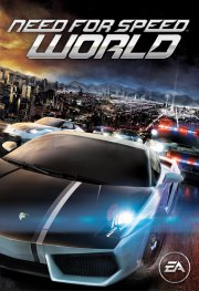 Car�tula oficial de Need for Speed: World Online PC