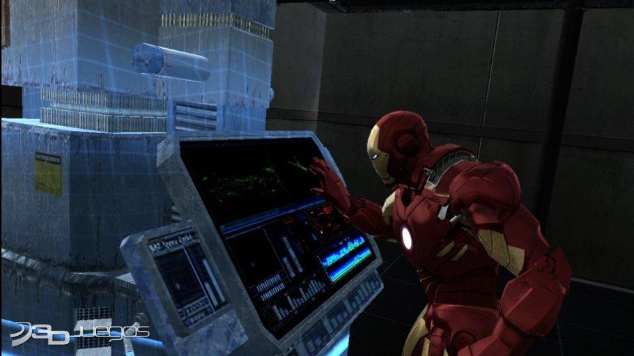 Игру На Компьютер Игру Железный Человек