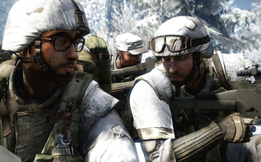 Battlefield Bad Company 2 - An�lisis