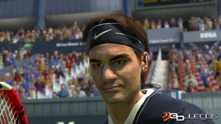 Virtua Tennis 2009 - Primer contacto