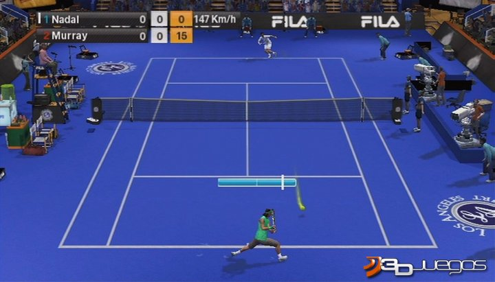 Virtua Tennis 2009 - An�lisis