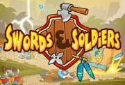 Car�tula oficial de Swords & Soldiers PC