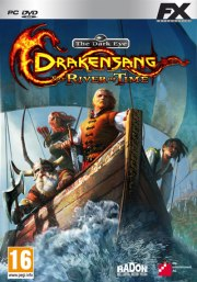 Car�tula oficial de Drakensang: The River of Time PC