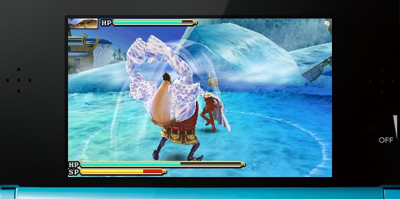 One Piece Unlimited Cruise 2 3DS