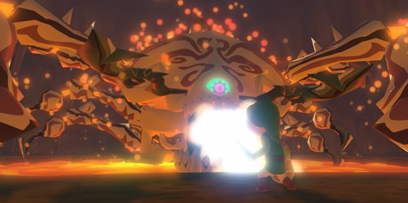 Zelda The Wind Waker (Wii U)
