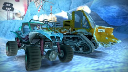 MotorStorm Arctic Edge an�lisis