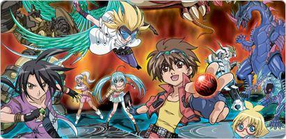 Activision anuncia el videojuego oficial de la serie animada Bakugan