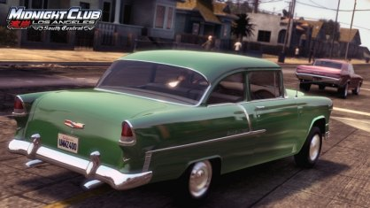 Midnight Club LA South Central (Xbox 360)