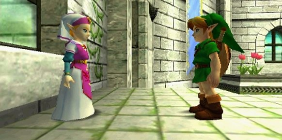 Zelda Ocarina of Time an�lisis