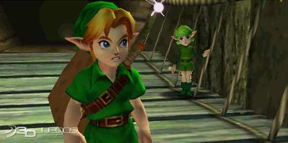 Zelda Ocarina of Time - Impresiones jugables