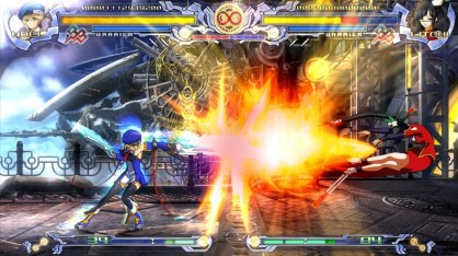 BlazBlue: Calamity Trigger X360