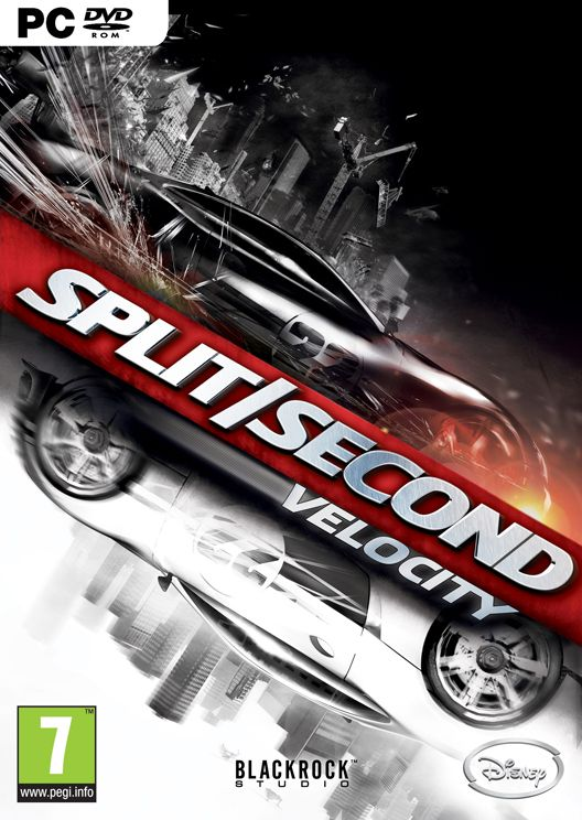 Carátula de Split Second