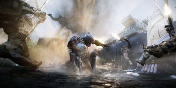 Crysis 2: Crysis 2: Impresiones