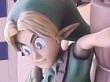The Legend of Zelda y Pok�mon forman parte de un monumento fallero en Valencia