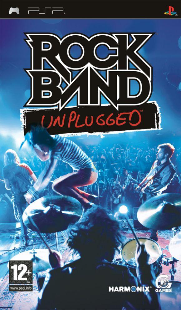 Rock Band Unplugged  (Espanol) (Juegos 2014)