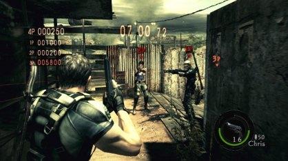 Resident Evil 5 Versus (Xbox 360)
