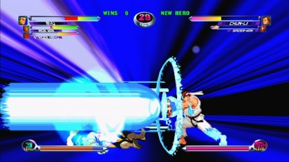Marvel vs. Capcom 2 PS3