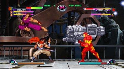 Marvel vs. Capcom 2: Impresiones Captivate 09