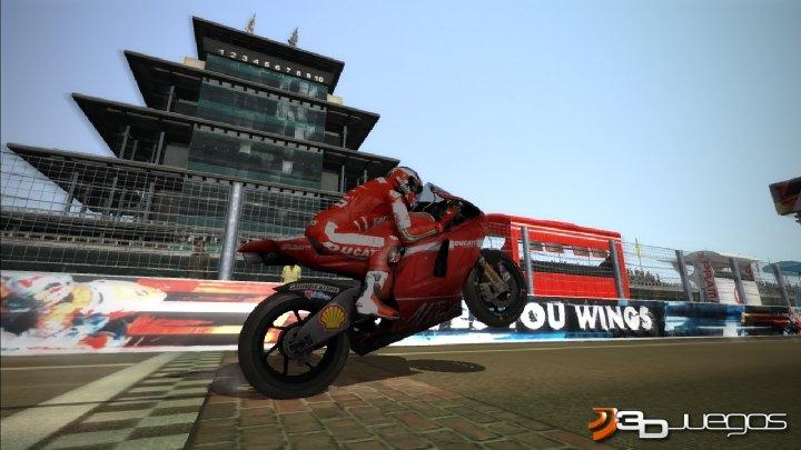 MotoGP 09/10 - Impresiones Gamescom 09