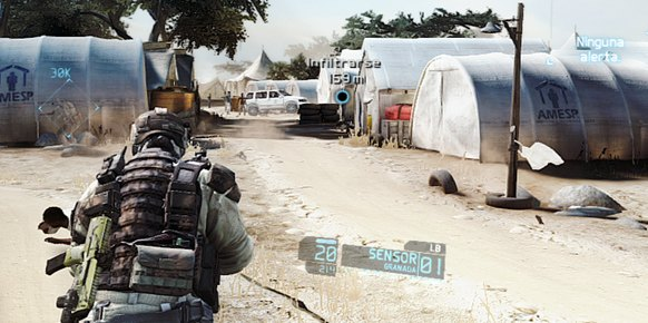 Ghost Recon Future Soldier an�lisis