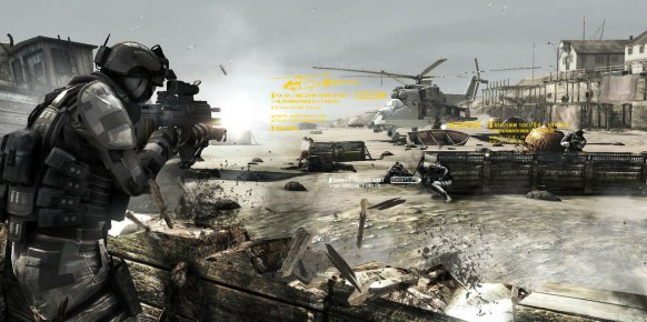 Ghost Recon Future Soldier: Impresiones E3 2010