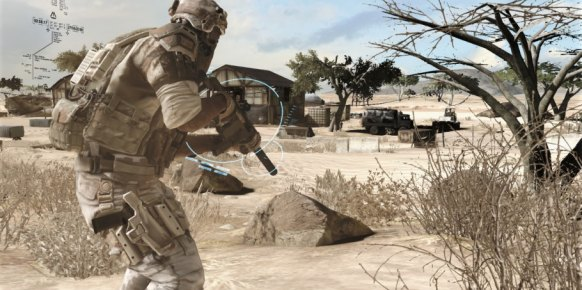 Ghost Recon Future Soldier: Impresiones jugables Gamescom