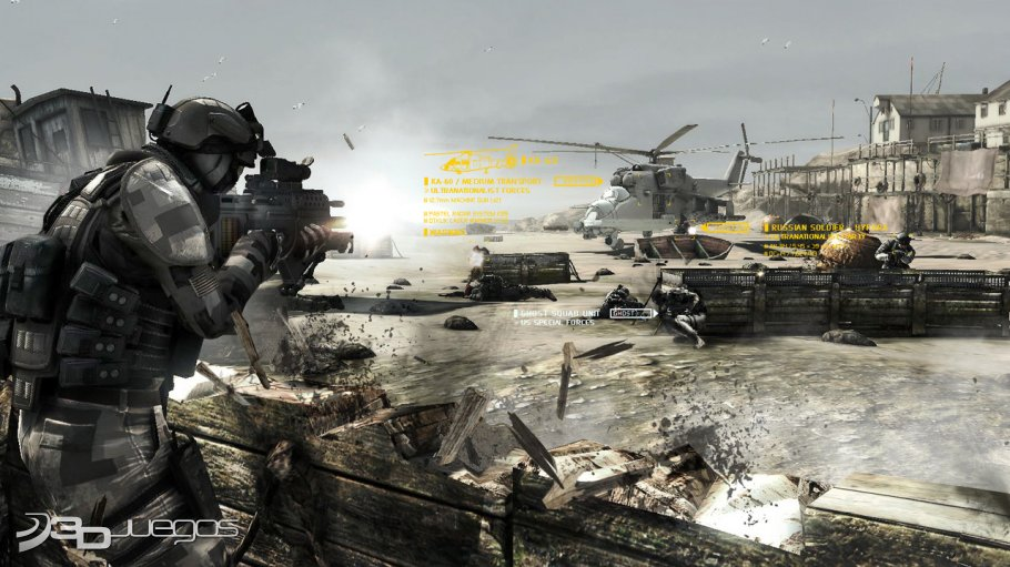 Ghost Recon Future Soldier - Impresiones E3 2010