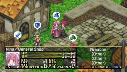 Disgaea 2 Dark Hero Days