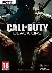 Car�tula oficial de Call of Duty: Black Ops PC