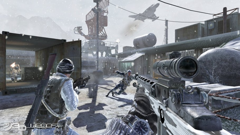 Call of Duty Black Ops - Impresiones Multijugador
