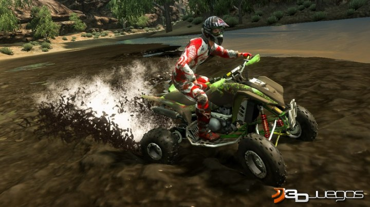 Mx vs. ATV Reflex - Impresiones Jugables Beta