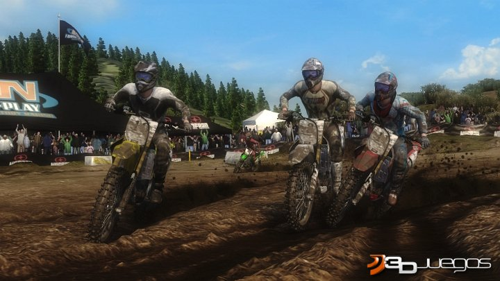 Mx vs. ATV Reflex - Impresiones jugables
