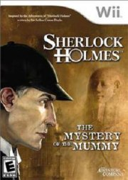 S. Holmes: Mystery of the Mummy
