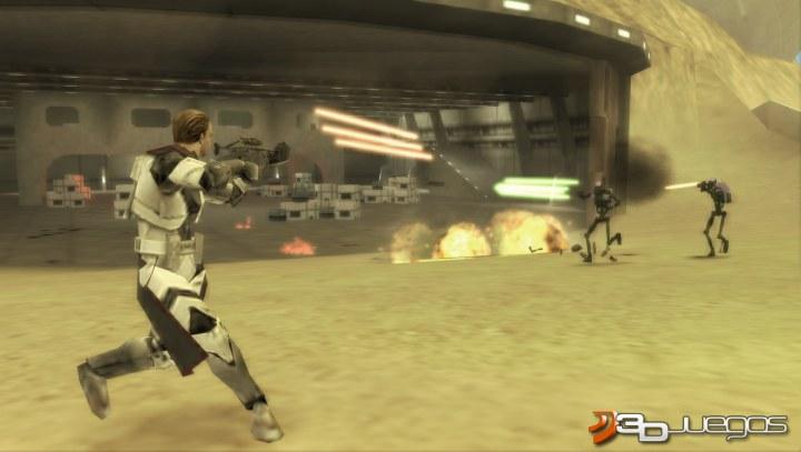 Star Wars Battlefront Elite - An�lisis