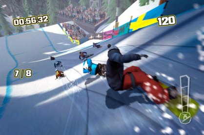 Shaun White Snow World Stage an�lisis