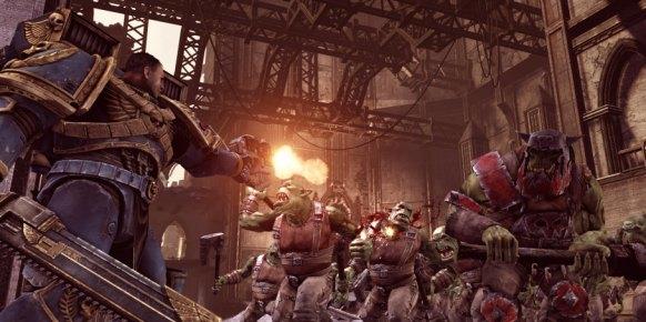 Warhammer 40K Space Marine (Xbox 360)