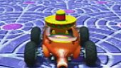 Video Sonic & Sega All Stars Racing - Gameplay 2: Derrapes de samba