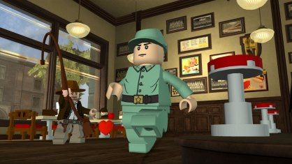LEGO Indiana Jones 2 PC