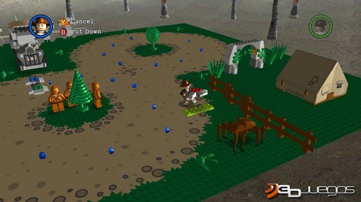 LEGO Indiana Jones 2 - An�lisis