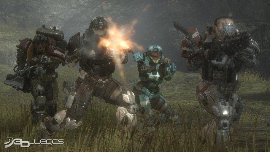 Halo Reach - Impresiones jugables y Entrevista