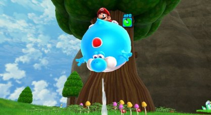 Super Mario Galaxy 2 (Nintendo Wii)