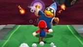 Video Super Mario Galaxy 2 - Gameplay: La guarida de Bowser