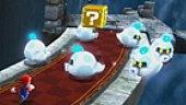 Video Super Mario Galaxy 2 - Gameplay: Pasillos de pesadilla