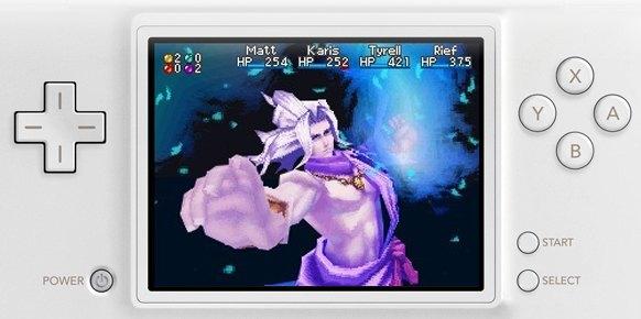 Golden Sun Oscuro Amanecer (Nintendo DS)