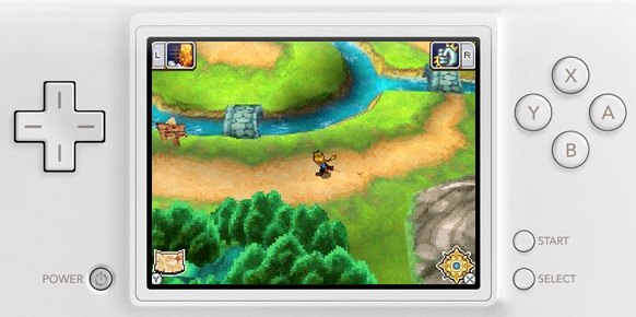 Golden Sun: Oscuro Amanecer DS