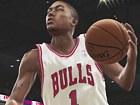 V�deo NBA 2K10, Derrick Rose