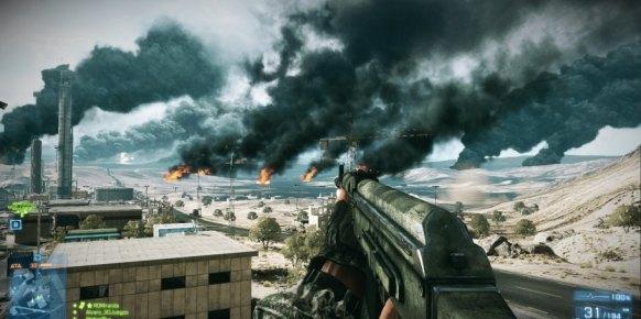 Battlefield 3 an�lisis