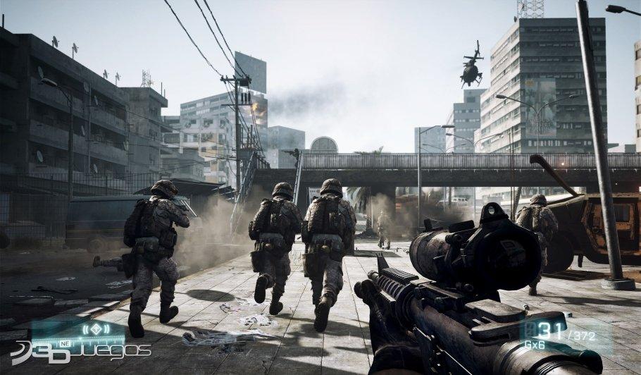 Battlefield 3 - Entrevista Lars Gustavvson